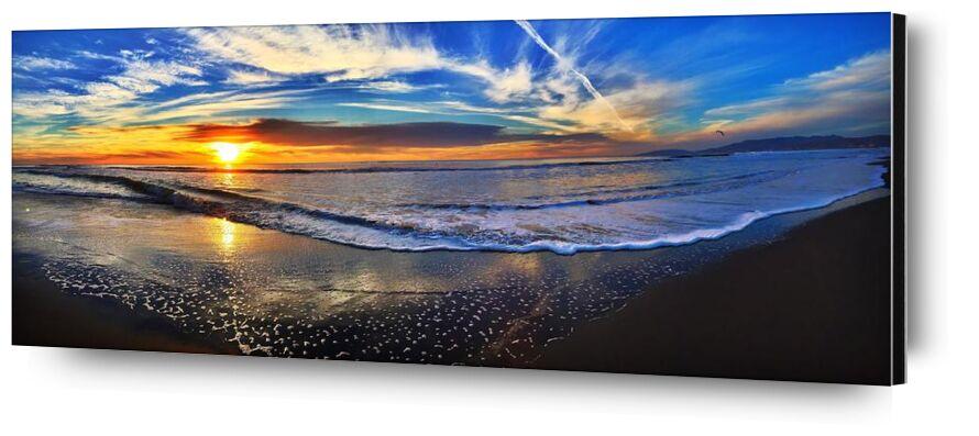 بين السماء والبحر from Aliss ART, Prodi Art, beach, dawn, dusk, landscape, nature, ocean, outdoors, sea, seascape, seashore, sky, Sun, sunrise, sunset, water, panoramic