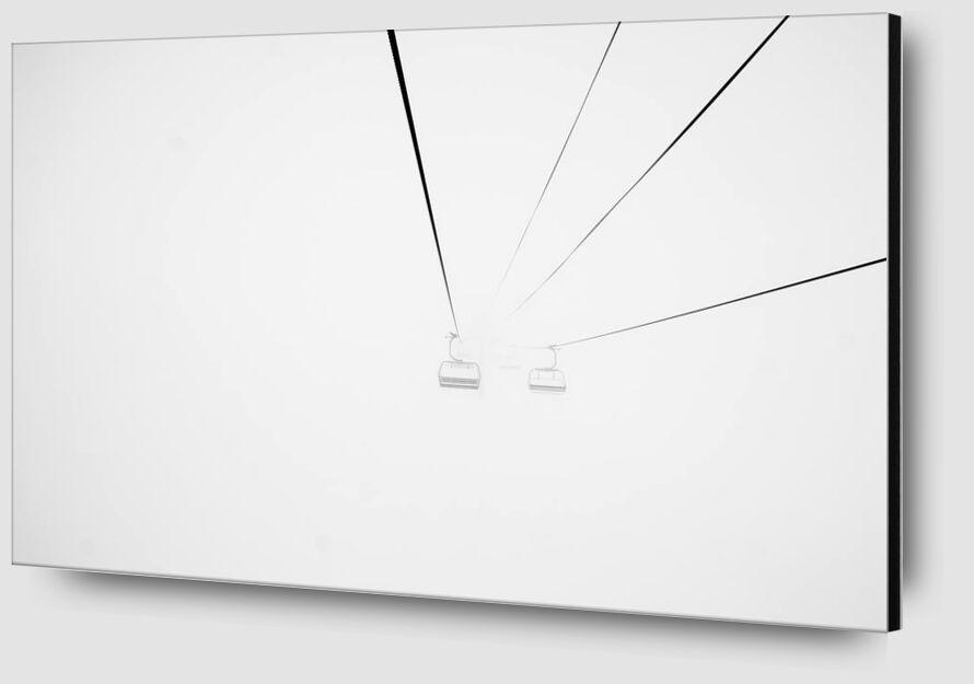 نحو المجهول from Aliss ART Zoom Alu Dibond Image