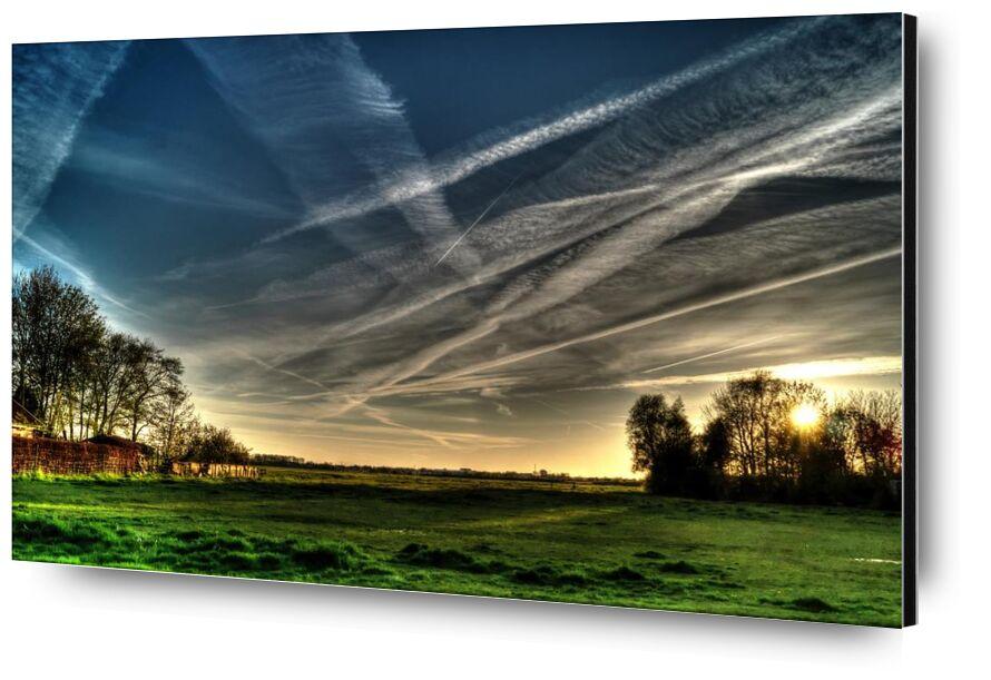 Relaxing view from Aliss ART, Prodi Art, sunset, sunrise, sky, landscape, HD wallpaper, dusk, dawn, cloudiness, clouds