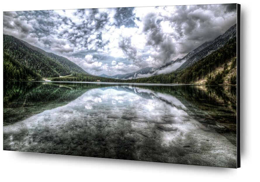 Reflection from Aliss ART, Prodi Art, nature wallpaper, reflections, mirroring, lakeside, conifers, woods, water, trees, travel, sunset, scenic, River, peaceful, nature, mountains, landscape, lake, hdr, HD wallpaper, forest, foggy, fog, dawn, cloudiness, clouds, calm, beautiful