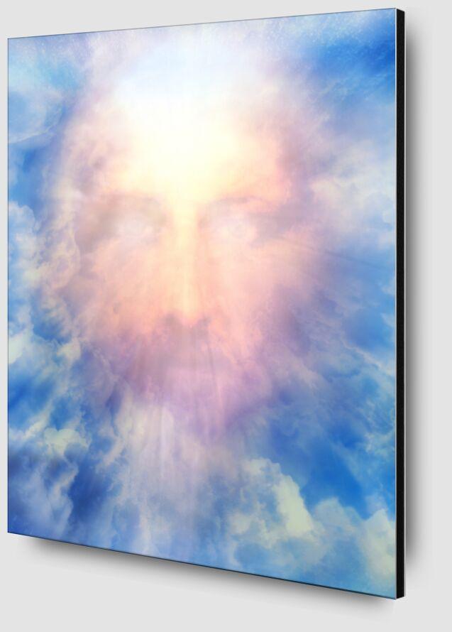 The Messiah in glory from Adam da Silva Zoom Alu Dibond Image