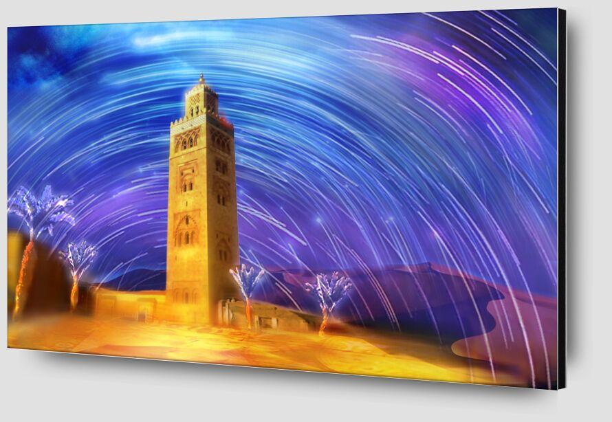 Marrakesh from Adam da Silva Zoom Alu Dibond Image