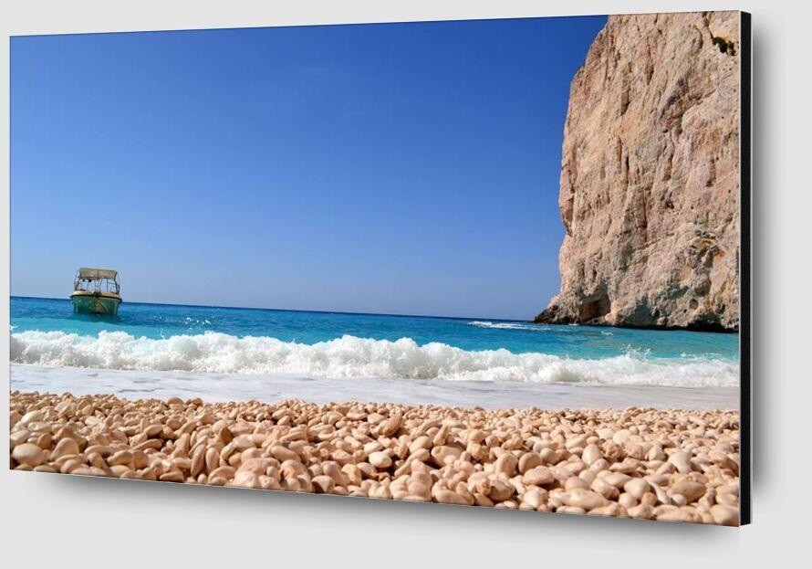 Ocean from Aliss ART Zoom Alu Dibond Image