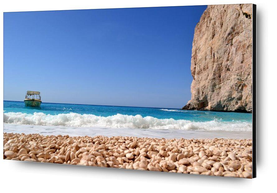 المحيط from Aliss ART, Prodi Art, motorboat, water, sky, seashore, seascape, sea, rocks, outdoors, ocean, leisure, island, boat, beach