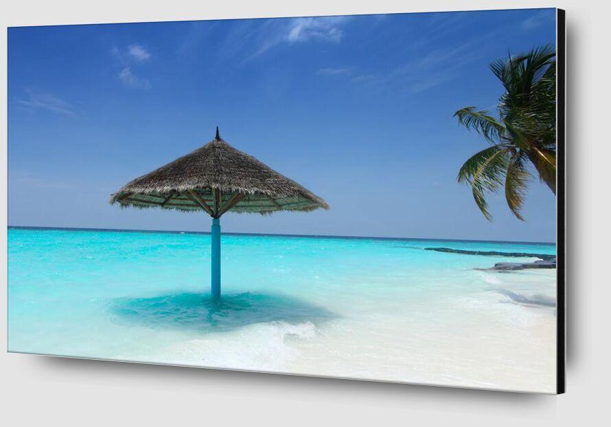 المالديف from Aliss ART Zoom Alu Dibond Image