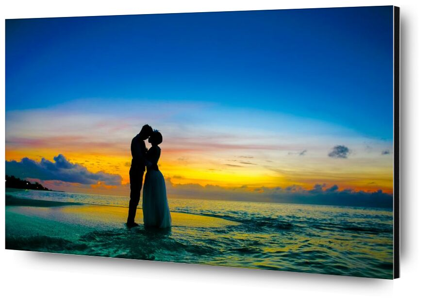 Amour from Aliss ART, Prodi Art, beach, couple, dawn, dusk, evening, island, love, maldives, man, morning, ocean, romance, sea, silhouette, summer, sunrise, sunset, travel, tropical, water, wedding, affair, anniversary, Asad, Asadphoto, atoll, couple goal, Fuvahmulah, honeymoon, kiss, relation, young couple