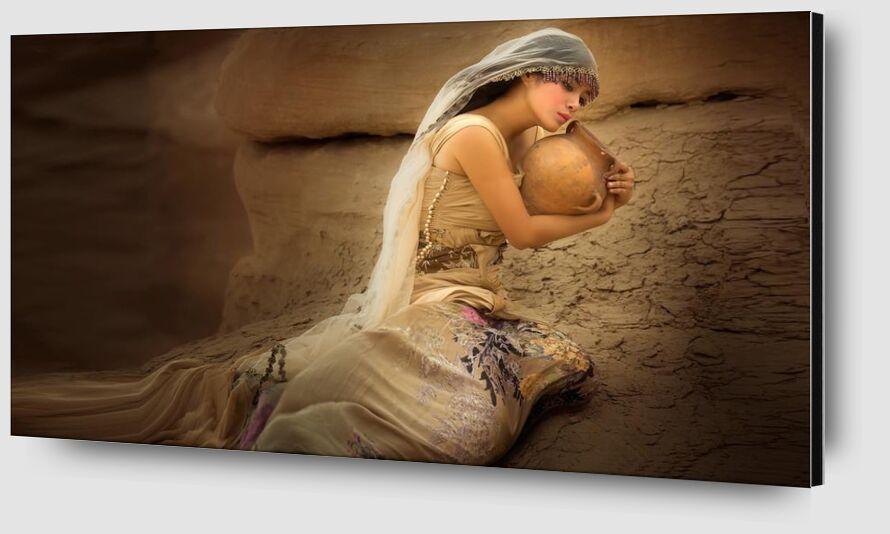 على الرمال from Aliss ART Zoom Alu Dibond Image