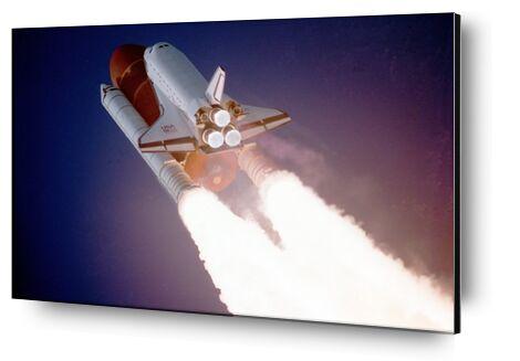 Rocket launch from Pierre Gaultier, Prodi Art, Art photography, Aluminum mounting, Prodi Art