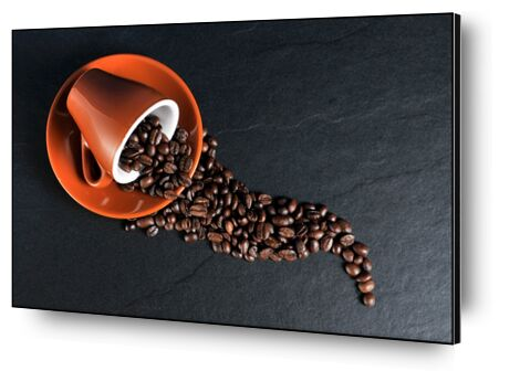 The cup and its grains from Pierre Gaultier, Prodi Art, Art photography, Aluminum mounting, Prodi Art