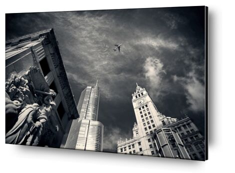 View from below from Pierre Gaultier, VisionArt, Art photography, Aluminum mounting, Prodi Art