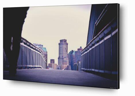 Brooklyn de Caro Li, Prodi Art, Photographie d'art, Contrecollage aluminium, Prodi Art