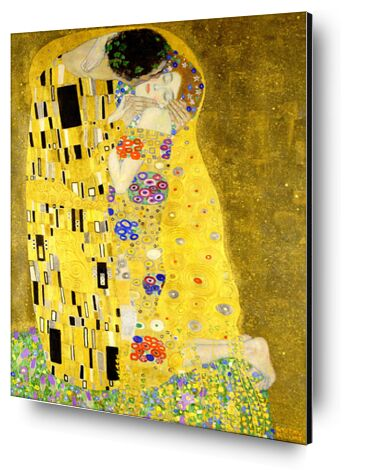 Détails de l'oeuvre Le baiser... de AUX BEAUX-ARTS, Prodi Art, Photographie d'art, Contrecollage aluminium, Prodi Art
