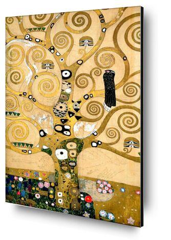 L'arbre de vie - Gustav Klimt de AUX BEAUX-ARTS, Prodi Art, Photographie d'art, Contrecollage aluminium, Prodi Art