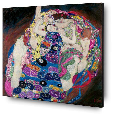 La vierge - Gustav Klimt de AUX BEAUX-ARTS, Prodi Art, Photographie d'art, Contrecollage aluminium, Prodi Art