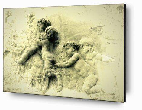 La flamme de Adam da Silva, Prodi Art, Photographie d'art, Contrecollage aluminium, Prodi Art