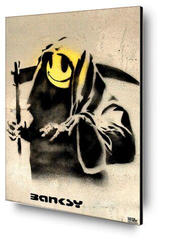 The Reaper - BANKSY from AUX BEAUX-ARTS, Prodi Art, Art photography, Mounting on aluminium, Prodi Art