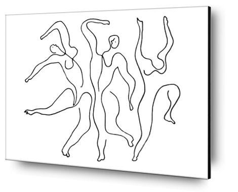Study for Mercury - Picasso from AUX BEAUX-ARTS, Prodi Art, Art photography, Mounting on aluminium, Prodi Art