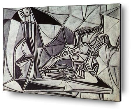 Goat's Skull, Bottle and Candl... from AUX BEAUX-ARTS, Prodi Art, Art photography, Mounting on aluminium, Prodi Art