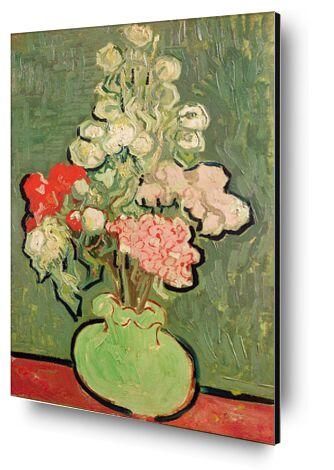 Bouquet of Flowers - Van Gogh from AUX BEAUX-ARTS, Prodi Art, Art photography, Mounting on aluminium, Prodi Art