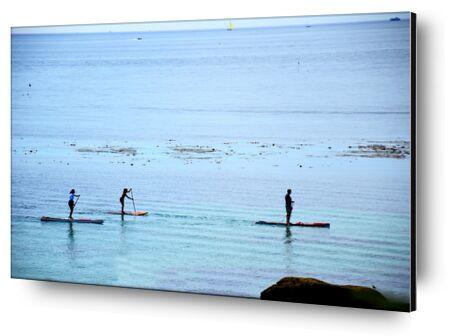 Paddle from Loïse Raoult, VisionArt, Art photography, Aluminum mounting, Prodi Art