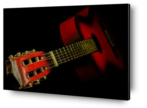 Instrument à cordes from Aliss ART, Prodi Art, Art photography, Mounting on aluminium, Prodi Art