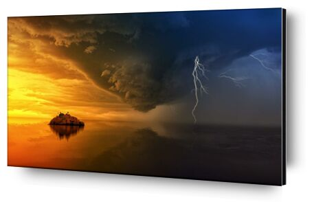 Tempête from Aliss ART, VisionArt, Art photography, Aluminum mounting, Prodi Art