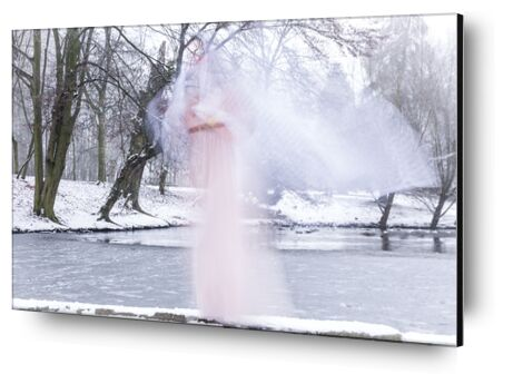 Un Ange sur mon chemin from Eric-Anne Jordan-Wauthier, Prodi Art, Art photography, Mounting on aluminium, Prodi Art