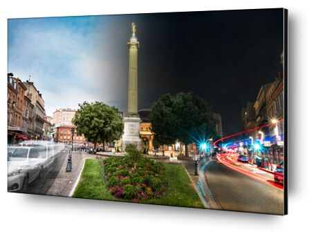 Colonne angélique from Tanguy Chausson, Prodi Art, Art photography, Aluminum mounting, Prodi Art