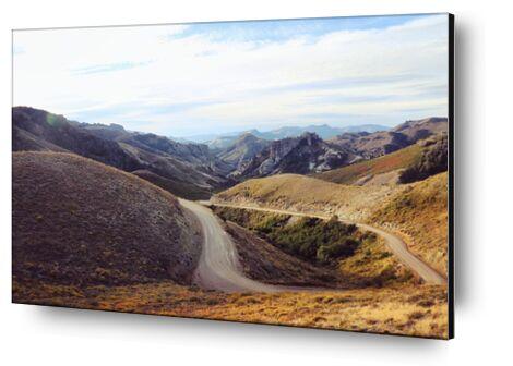 La Patagonie de Cyril Jourdan, Prodi Art, Photographie d'art, Contrecollage aluminium, Prodi Art