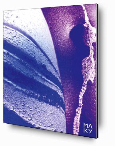 気2.3 de Maky Art, Prodi Art, Photographie d'art, Contrecollage aluminium, Prodi Art