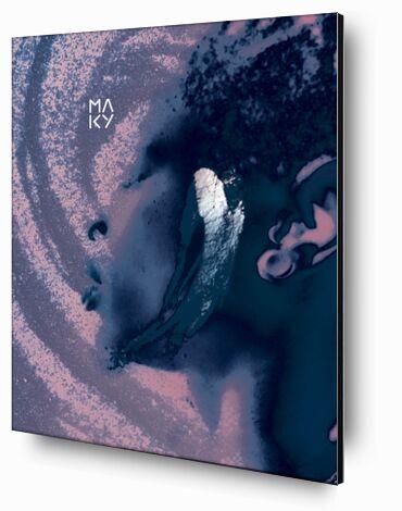 気2.3 from Maky Art, Prodi Art, Art photography, Aluminum mounting, Prodi Art