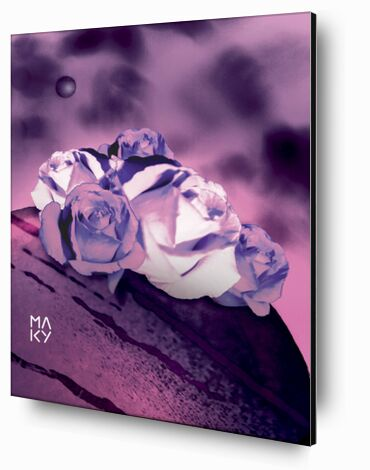 気2.2 de Maky Art, Prodi Art, Photographie d'art, Contrecollage aluminium, Prodi Art