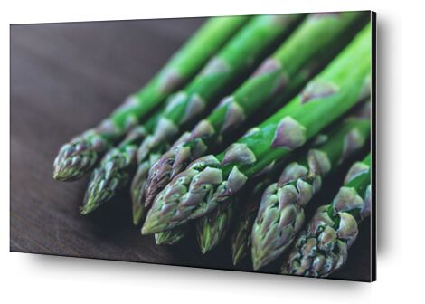 Our asparagus from Pierre Gaultier, Prodi Art, Art photography, Aluminum mounting, Prodi Art