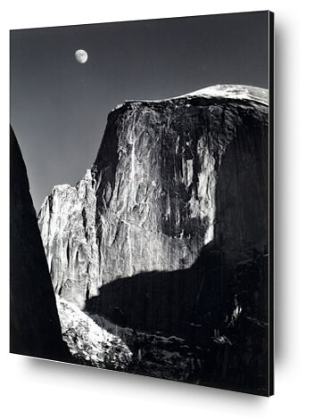 Parc national de Yosemite, Californie, ANSEL ADAMS - 1960 de Aux Beaux-Arts, Prodi Art, Photographie d'art, Contrecollage aluminium, Prodi Art