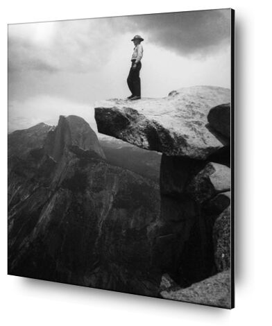 Yosemite, the cowboy - ANSEL ADAMS - 1948 from Aux Beaux-Arts, Prodi Art, Art photography, Aluminum mounting, Prodi Art