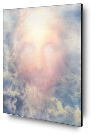 The Messiah in glory from Adam da Silva, Prodi Art, Art photography, Aluminum mounting, Prodi Art
