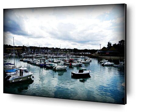 Port de Bretagne from JuJuPhotographies, VisionArt, Art photography, Aluminum mounting, Prodi Art