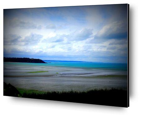 Paysage marin from JuJuPhotographies, VisionArt, Art photography, Aluminum mounting, Prodi Art
