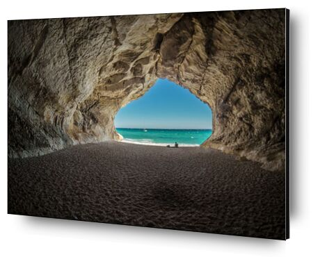 Vers la plage from Aliss ART, Prodi Art, Art photography, Mounting on aluminium, Prodi Art