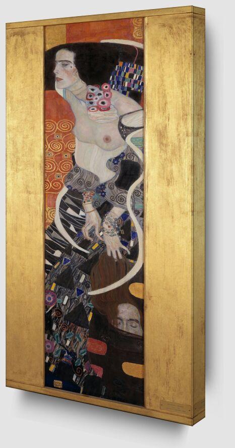 Judith II Salomè de AUX BEAUX-ARTS Zoom Alu Dibond Image