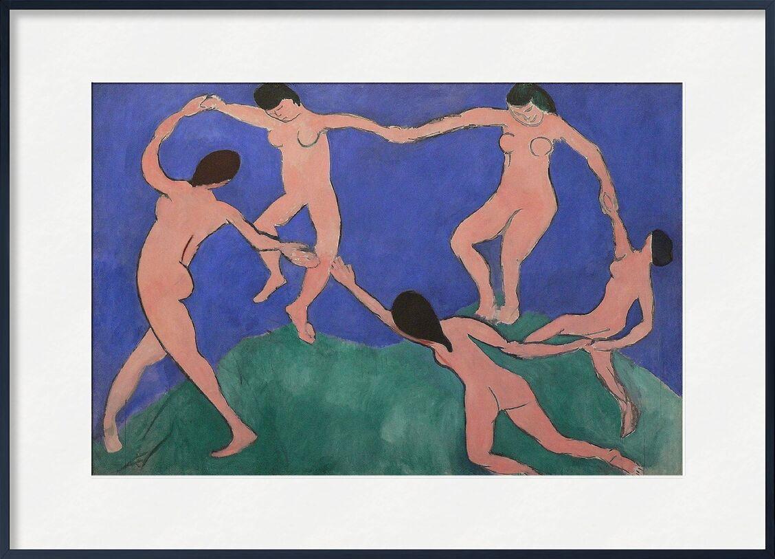 Dance I - Henri Matisse from AUX BEAUX-ARTS, Prodi Art, Matisse, painting, music, dance, nude