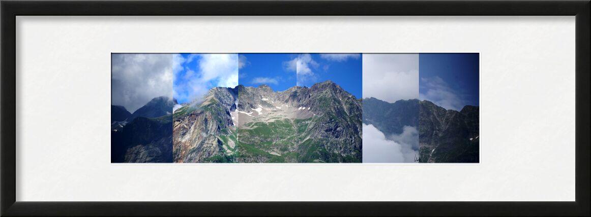 Montagne de Benoit Lelong, Prodi Art, oisans, alpinisme, sommet, nuages, laps de temps, montagnes, venosc, vallée du veneon