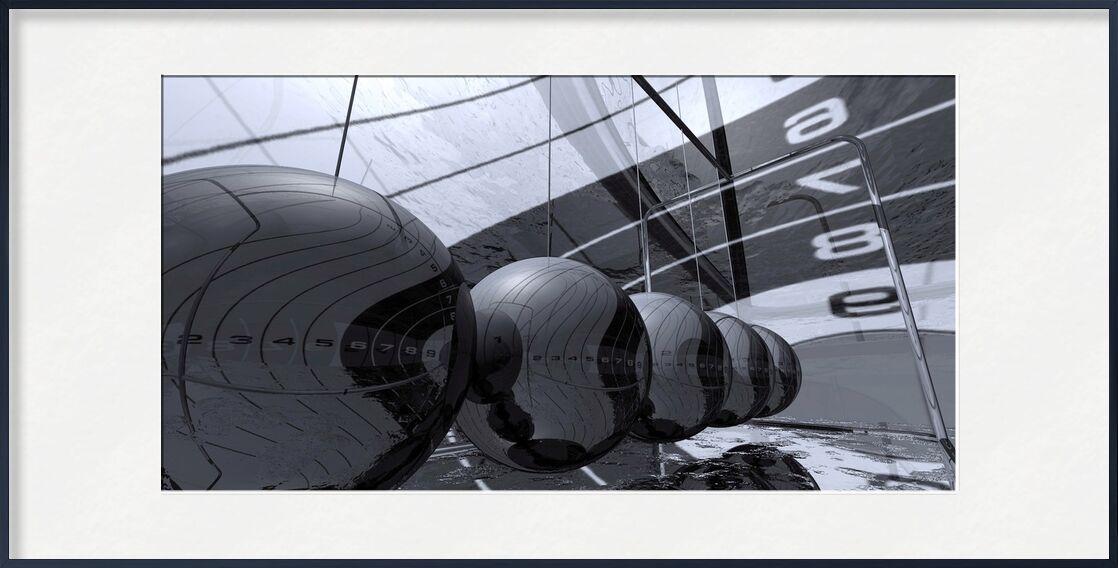 3D Chrome de Pierre Gaultier, Prodi Art, haute technologie, métal, graphique, maquette, 3d, visualisation, La technologie, chrome, des balles, jouer, Visualisation 3D