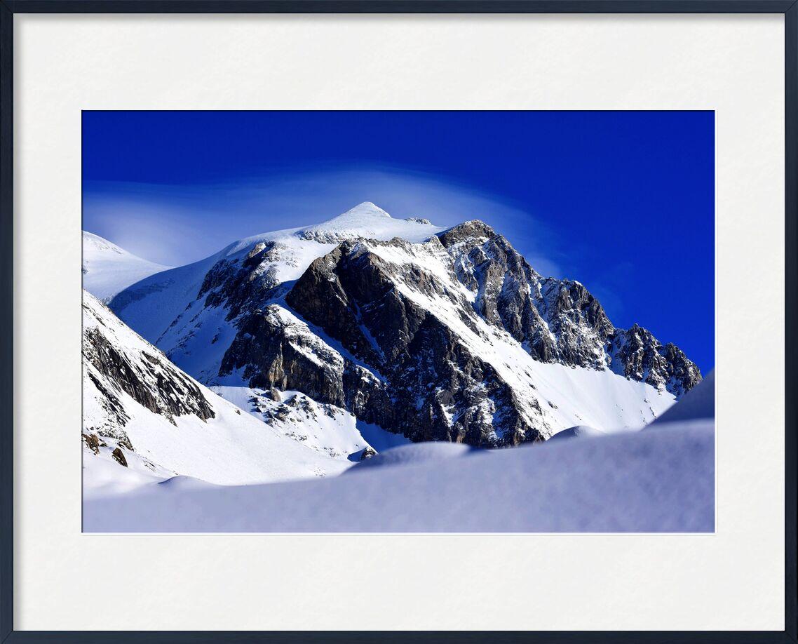Summit 2 de Romain DOUCELIN, Prodi Art, ciel bleu, ciel, environnement, vanoise, parc de la vanoise, parc, neige, hiver, paysage en hiver, Paysages, paysage, montagnes, haute montagne, natue