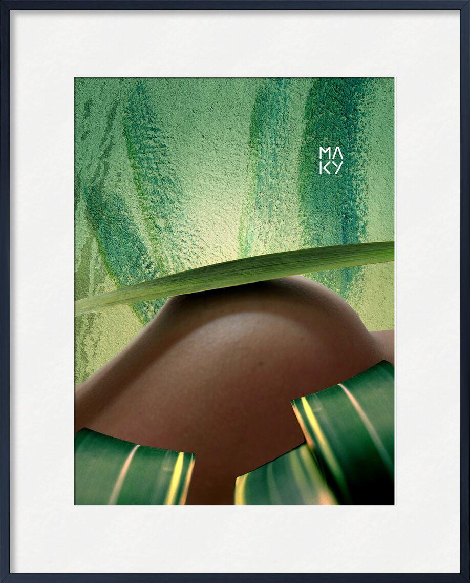 気7.3 de Maky Art, Prodi Art, collage numérique, l'art visuel, nature, corps