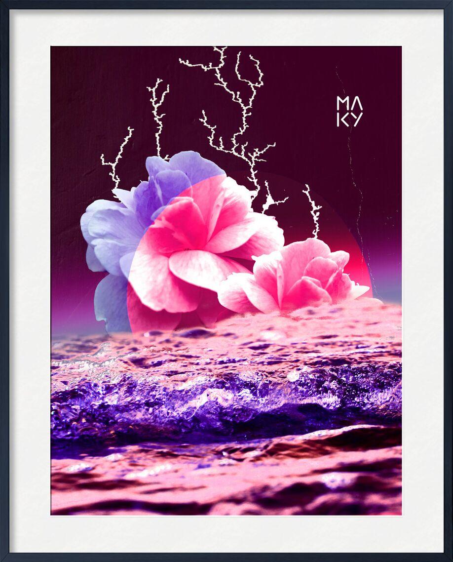 気8.1 de Maky Art, Prodi Art, rose, la photographie, art numérique, l'art visuel, fleurs