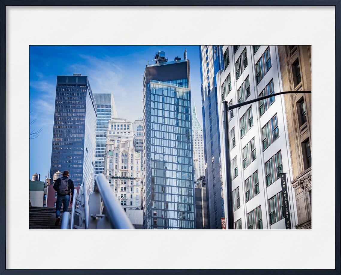 Towers from Caro Li, Prodi Art, Dear Li, Mananhtan, tours, StreetPhotography, United States, USA, new york, Photograhy