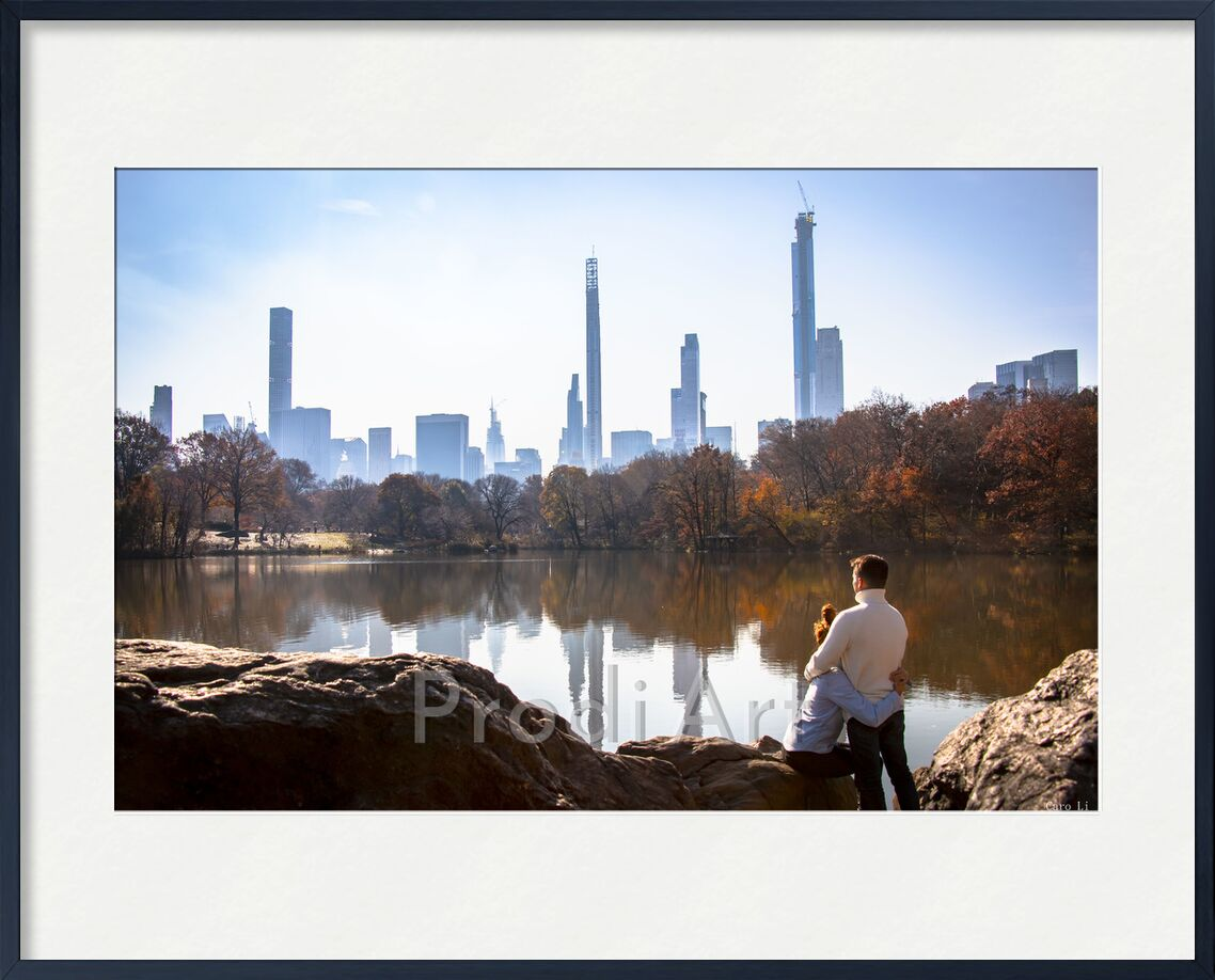 Lovers - NY from Caro Li, Prodi Art, Dear Li, Central Park, new york, Lovers, USA, United States