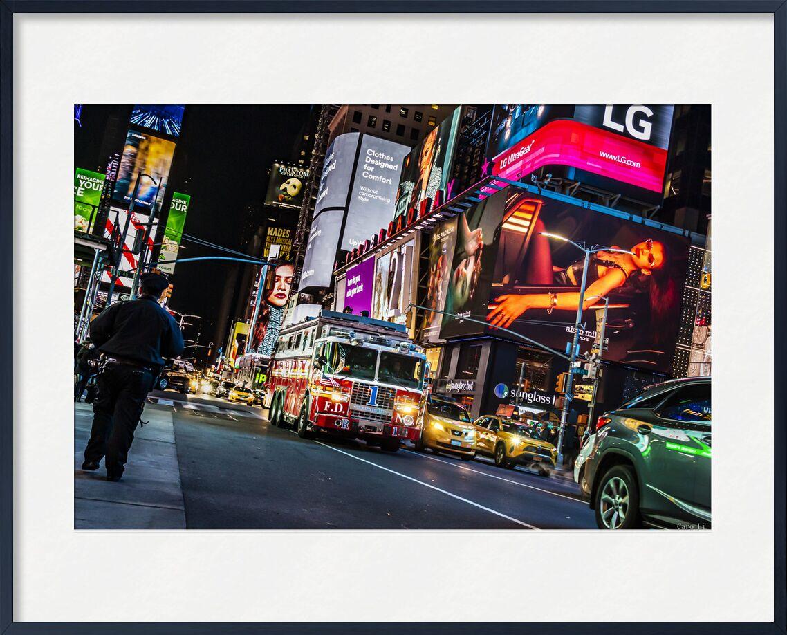 NY Street de Caro Li, Prodi Art, USA, NY, rue, New York, Cher Li, états-unis, Photographie, la photographie, NY by night