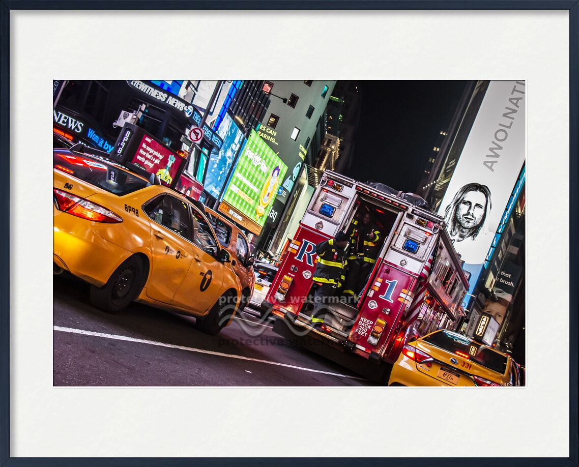 NY Street 2 de Caro Li, Prodi Art, la photographie, Photographie, états-unis, Cher Li, USA, photo de rue, NY, rue, New York, Photographie de rue